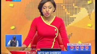 Rachel Shebesh ashirikiana na waniaji wote wa Jubilee kuhakikisha Jubilee imeshinda