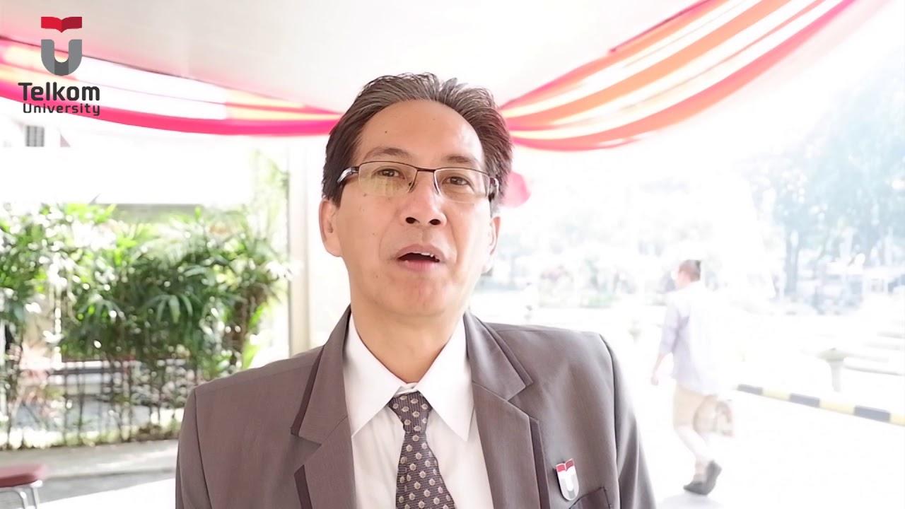 Rektor Telkom University Ikuti Upacara Hardiknas 2018