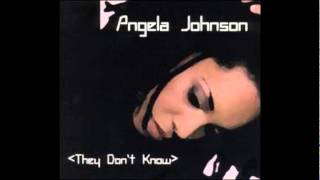 Angela Johnson - Kissing You
