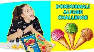 BİM de ALFABE EŞYA BULMA OYUNU OYNADIK ve Bulduklarımızı Dondurmamıza Kattık #2 Fenomen Tv Challenge