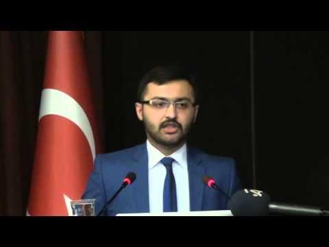 Kahramanmaraş Sütçü İmam Üniversitesi Azerbaycan Yılı Teşekkür Konuşmamız