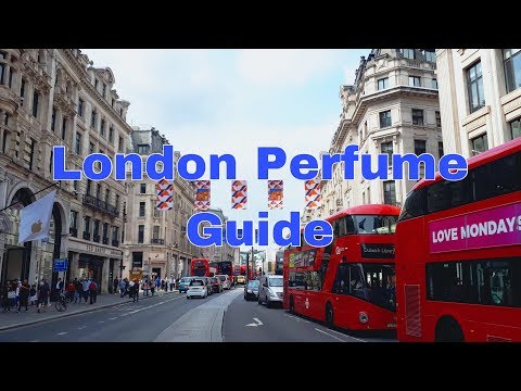 Where To Shop For Perfume | London | The Perfume Pros