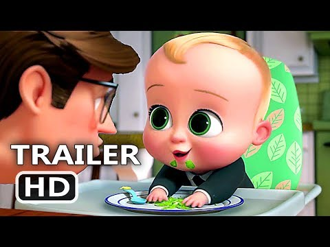 boss baby back in business trailer extended 2 new 2018 netflix animation hd. Black Bedroom Furniture Sets. Home Design Ideas