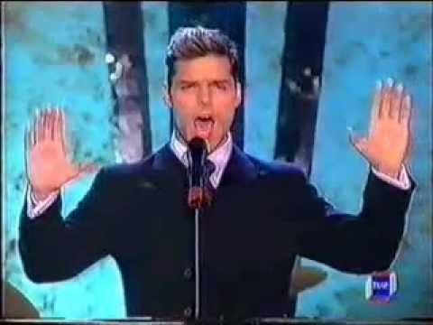 1998 - Ricky Martin - Casi Un Bolero