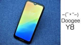 Doogee Y8 - 70€ Einsteiger China Phone mit Android 9 und kleiner Notch - Moschuss.de