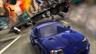 Burnout 3 Takedown OST - Chronic Future - Time And Time Again