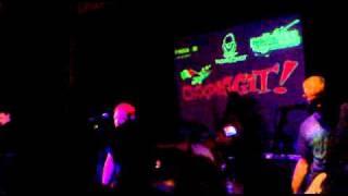 CHIXDIGGIT! live @ palazzo granaio - milano italy - nov/5/2010