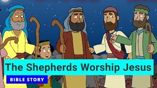"Primary Year A Quarter 4 Episode 12: ""The Shepherds Worship Jesus"""