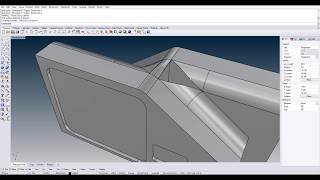 How To Solve A Complex Fillet In Rhinoceros 5 | Rhino Short Tips