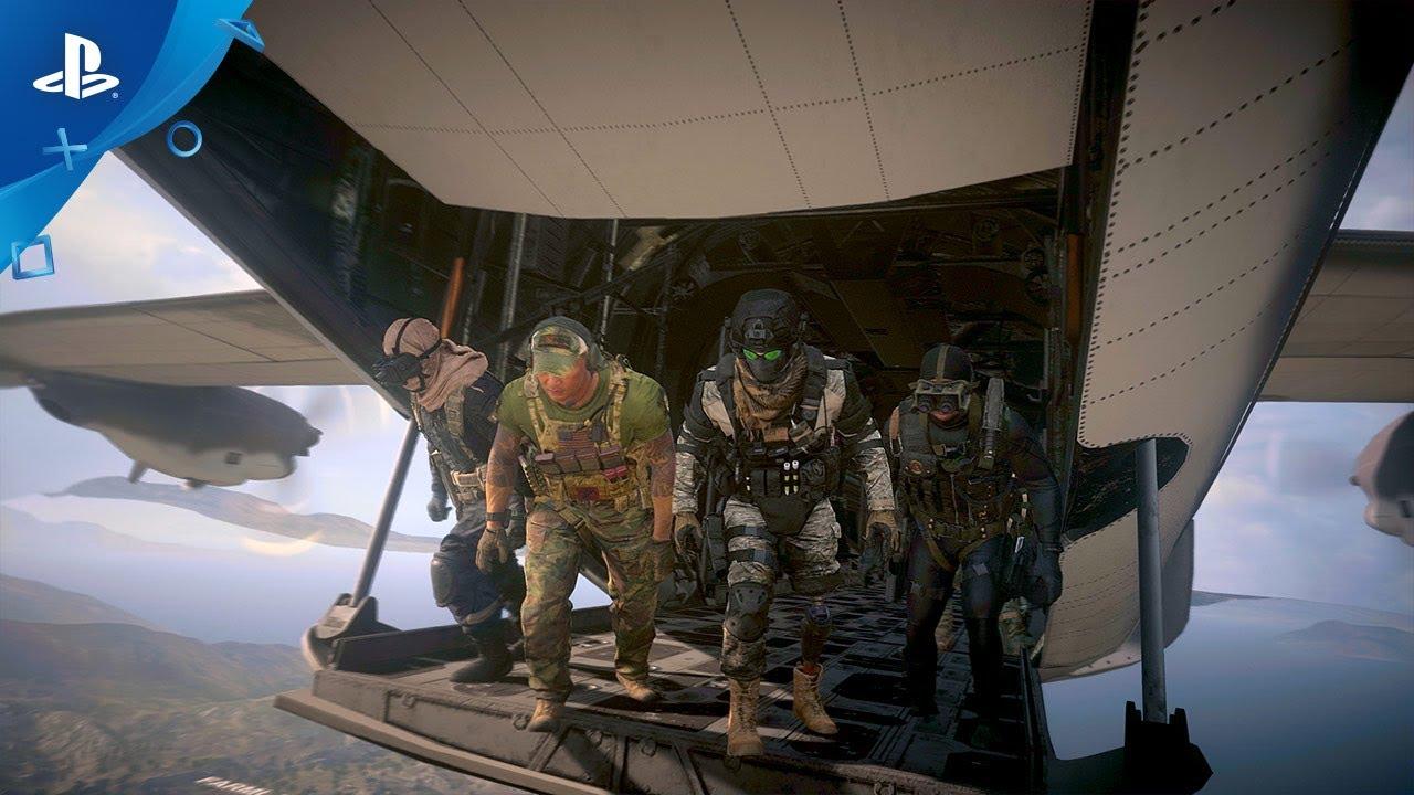 Temporada 3 de Modern Warfare Traz Conteúdo Exclusivo para Jogadores PlayStation
