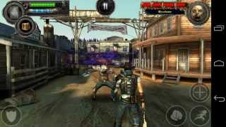 Bladeslinger Chapter 2 do jogo Gameplay Android