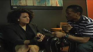 "Marsha Ambrosius gives Freddie B the ""Butterflies"""