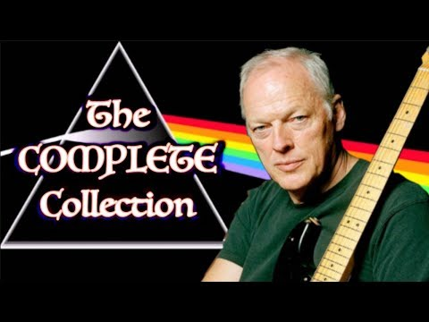 The Stories Behind David Gilmour's $21.5 Million Guitar Collection | History and Photos of All 126
