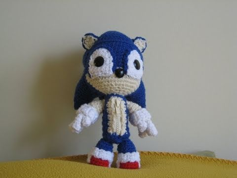 Show Them You Care With A Homemade Sonic Sackboy