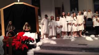 O Holy Night - Angel Alert at Cross Pointe Church of the Nazarene