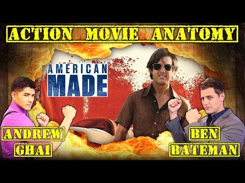 American Made  (2017) Review | Action Movie Anatomy