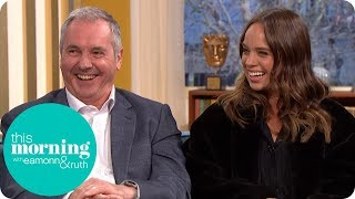 Neighbours Stars Alan Fletcher And Bonnie Anderson Discuss Their Dramatic Storyline   This Morning