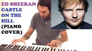 Ed Sheeran  Castle On The Hill Piano Cover + FREE PIANO SHEET