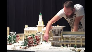 Behind the Bricks: The Making of UNT's LEGO Video (2017)