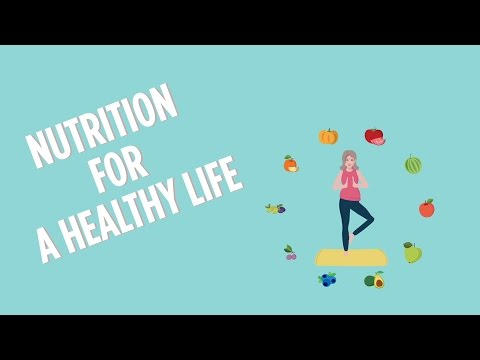 , title : 'Nutrition for a Healthy Life