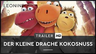 Der kleine Drache Kokosnuss 2 - Auf in den Dschungel! Film Trailer