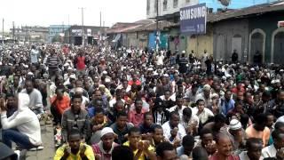 ETHIOPIAN MUSLIMS IN ANWAR MESJID     FUL DUA'A