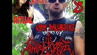 Gene Palubicki of Angelcorpse Interview on Metal Messiah Radio