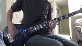 Chevelle - Clones Bass Cover (New Version)