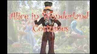 Mad Hatter Costume Ideas. Alice In Wonderland Costumes