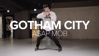Gotham City - A$AP Mob / Young J Choreography