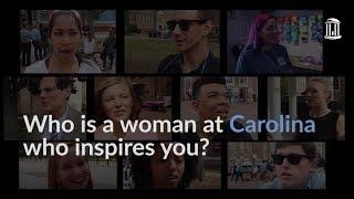 Carolina women we admire