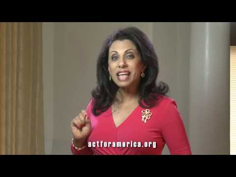 Sample video for Brigitte Gabriel
