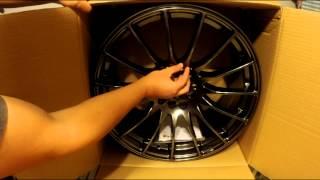 New Wheels Unboxing: XXR 550