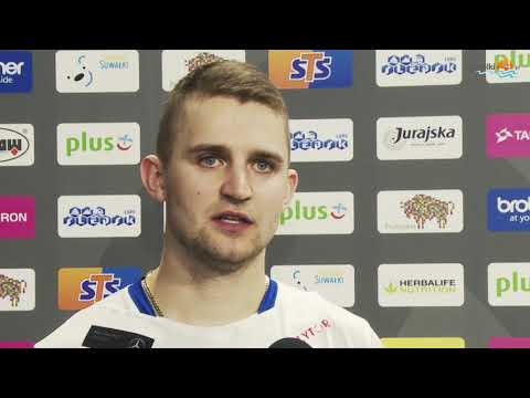 Ślepsk Malow Suwałki - Trefl Gdańsk 3:1. Coraz bliżej play-off