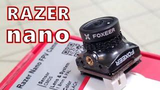 Foxeer Razer Nano FPV Camera Review ????