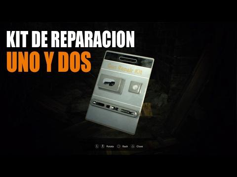 RESIDENT EVIL 7 | KIT DE REPARACION UNO Y DOS #16