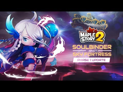 Maplestory 2 Receives Biggest Update Yet | MMO Fallout