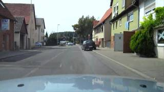 preview picture of video 'Home of AMG - Affalterbach, Germany'