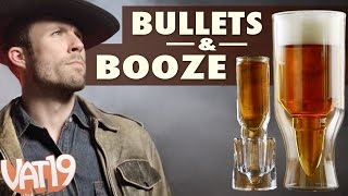 Video for Bullet Beer Glass