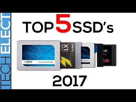 Top 5 SSD's 2017