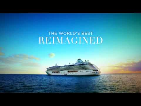 Crystal Cruises 20/10 - the evolution of Crystal luxury!