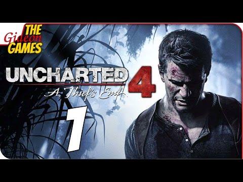 Прохождение Uncharted 4 на Русском — #1 (Время приключений!)