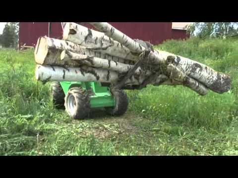 Avant Tømmerklo - film på YouTube