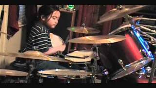 Electric Light Orchestra (ELO) - Calling America (Drum Cover/Remix) by Ian~Rey