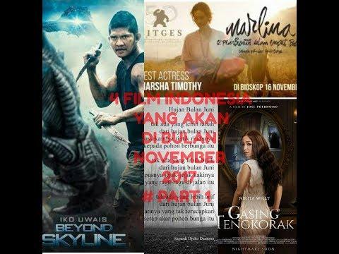 4 film indonesia terbaik yang akan tayang di bioskop di bulan november 2017   part 1