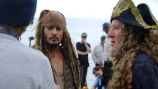 Pirates of the Caribbean: Dead Men Tell No Tales - Behind the Scenes
