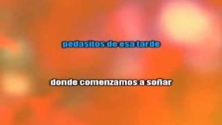 Karaoke El Ultimo Vals   La Oreja De Van Gogh