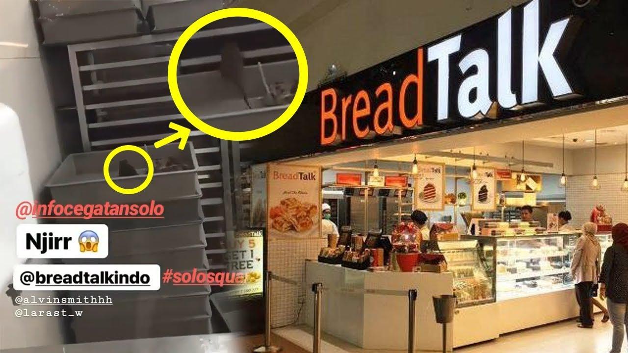 Image result for Terjadi Lagi! Video Tikus di Dapur Roti Toko Breadtalk Viral, Terjadi di Gerai Kota Solo