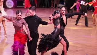 Egor Novikov - Daria Prusakova Samba / Latin Kvartal 2019 Yoth Latin