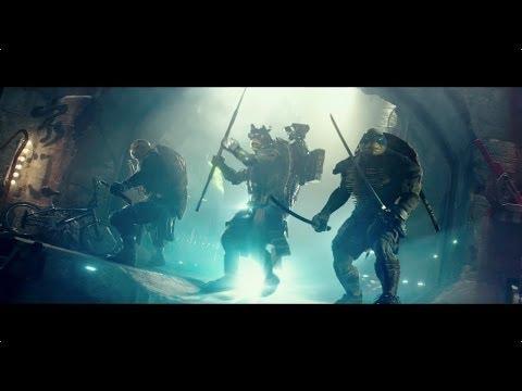 ŽELVY NINJA/ Oficiální trailer / ČESKO / Paramount (Subbed)